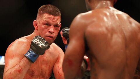 Нейт Диас против Леона Эдвардса на UFC 263