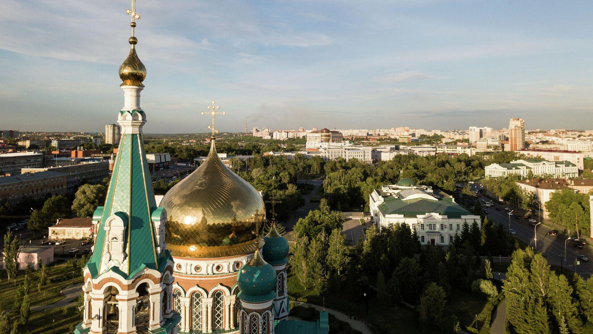 Города России. Омск - РИА Новости, 1920, 12.09.2021