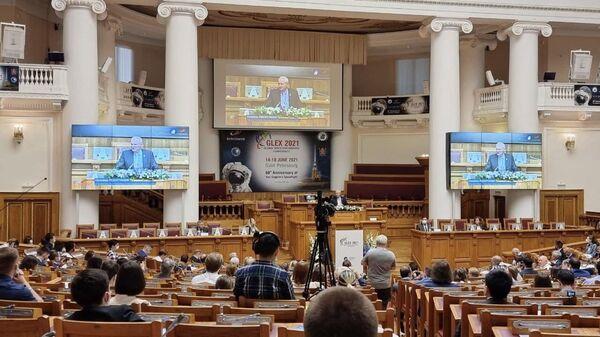 Международная конференция по исследованию космоса GLEX-2021 в Санкт-Петербурге