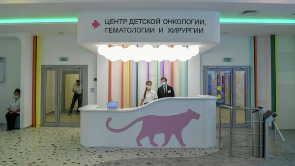 В Казани открылся Центр детской онкологии, гематологии и хирургии при ДРКБ