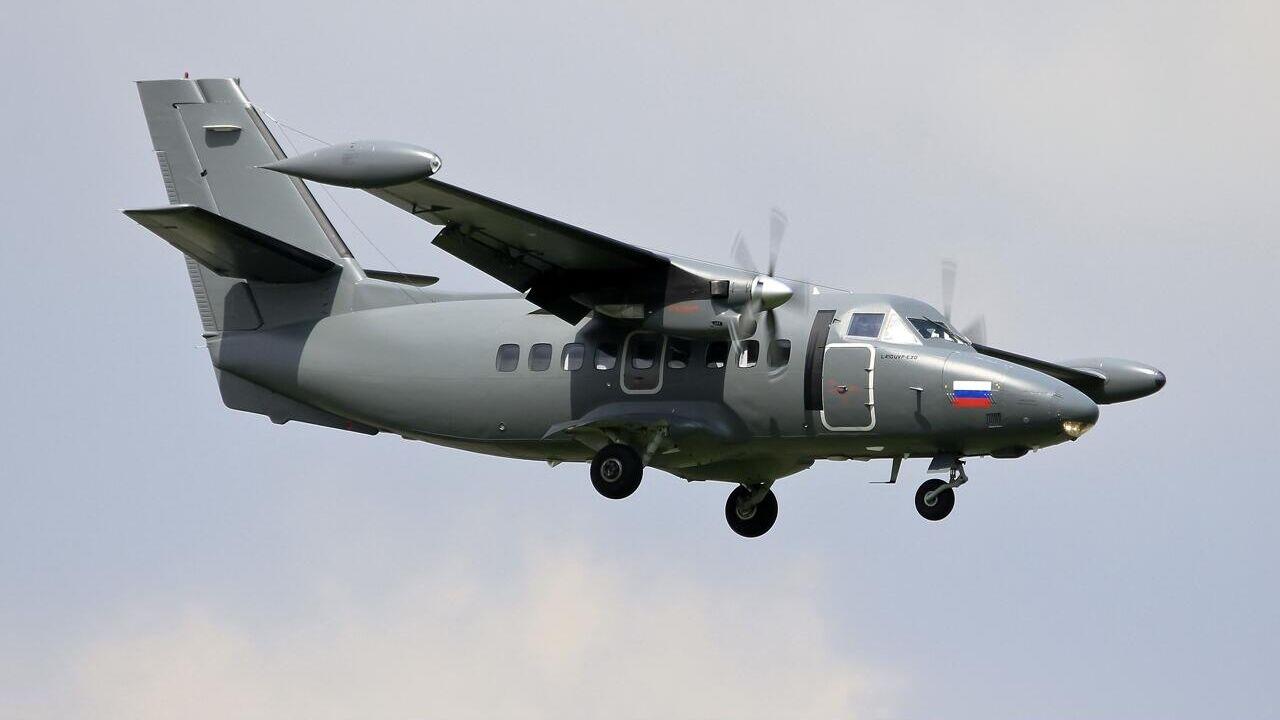 Под Иркутском пассажирский самолет совершил жесткую посадку в тайге