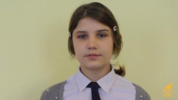 Карина О., июнь 2008, Смоленская область