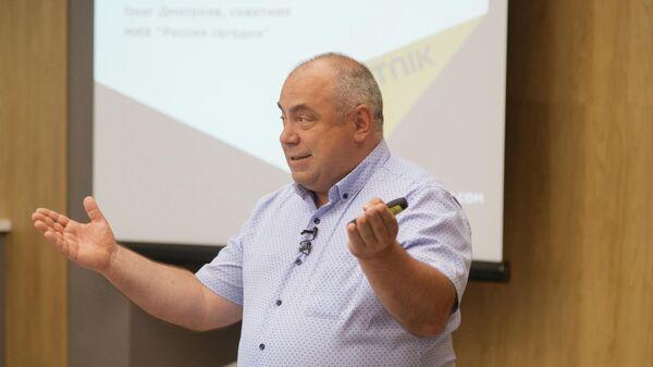 Мастер-класс в рамках проекта SputnikPro в Самаре