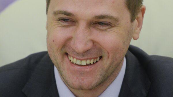 Алексей Морозов, заместитель главы Минспорта