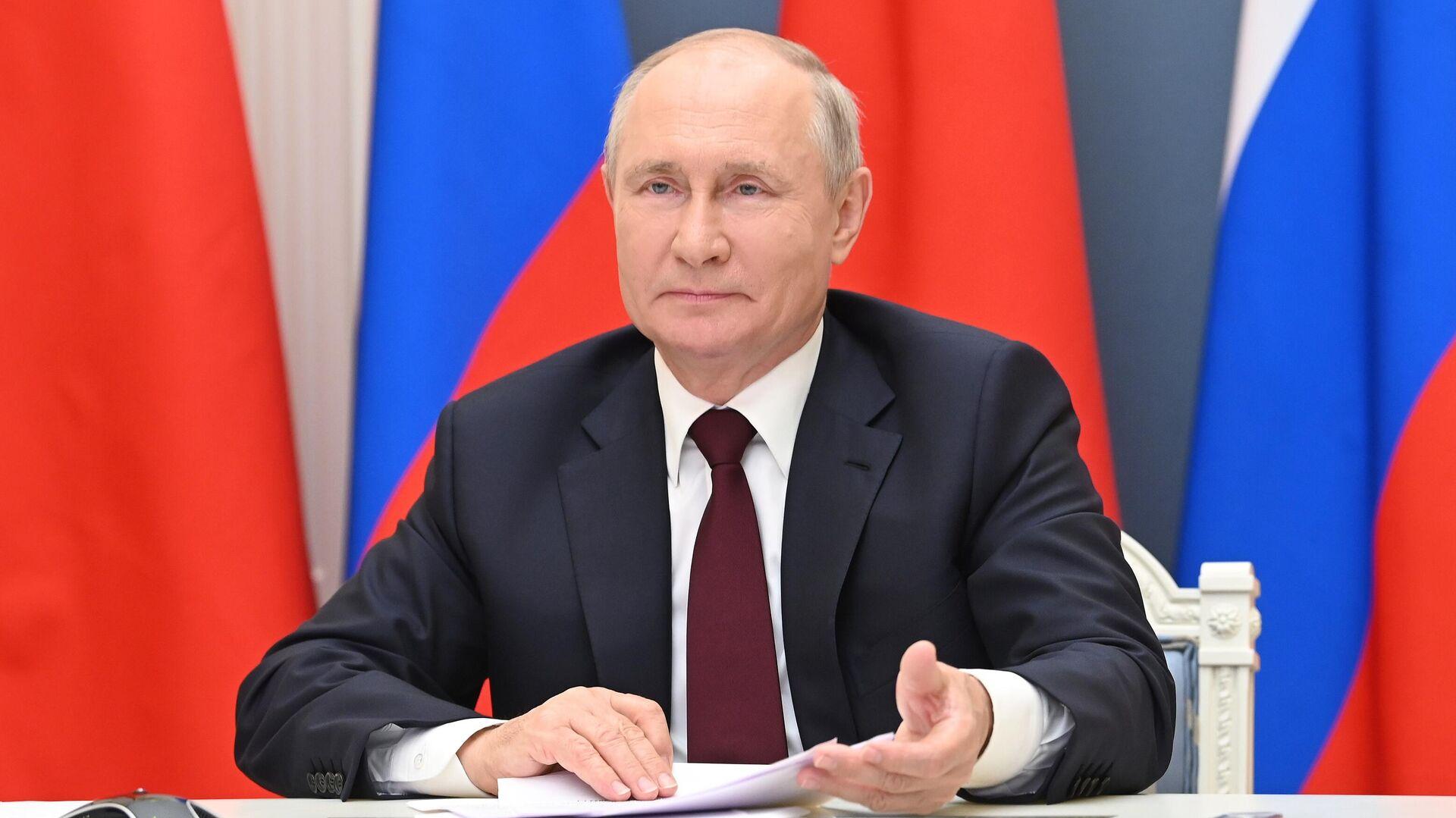 Владимир Путин - РИА Новости, 1920, 29.06.2021