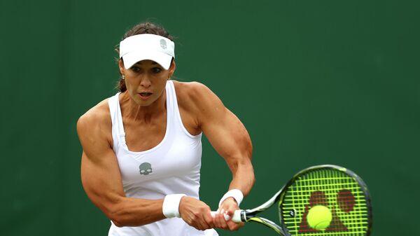 Теннисистка Виталия Дьяченко (Россия)