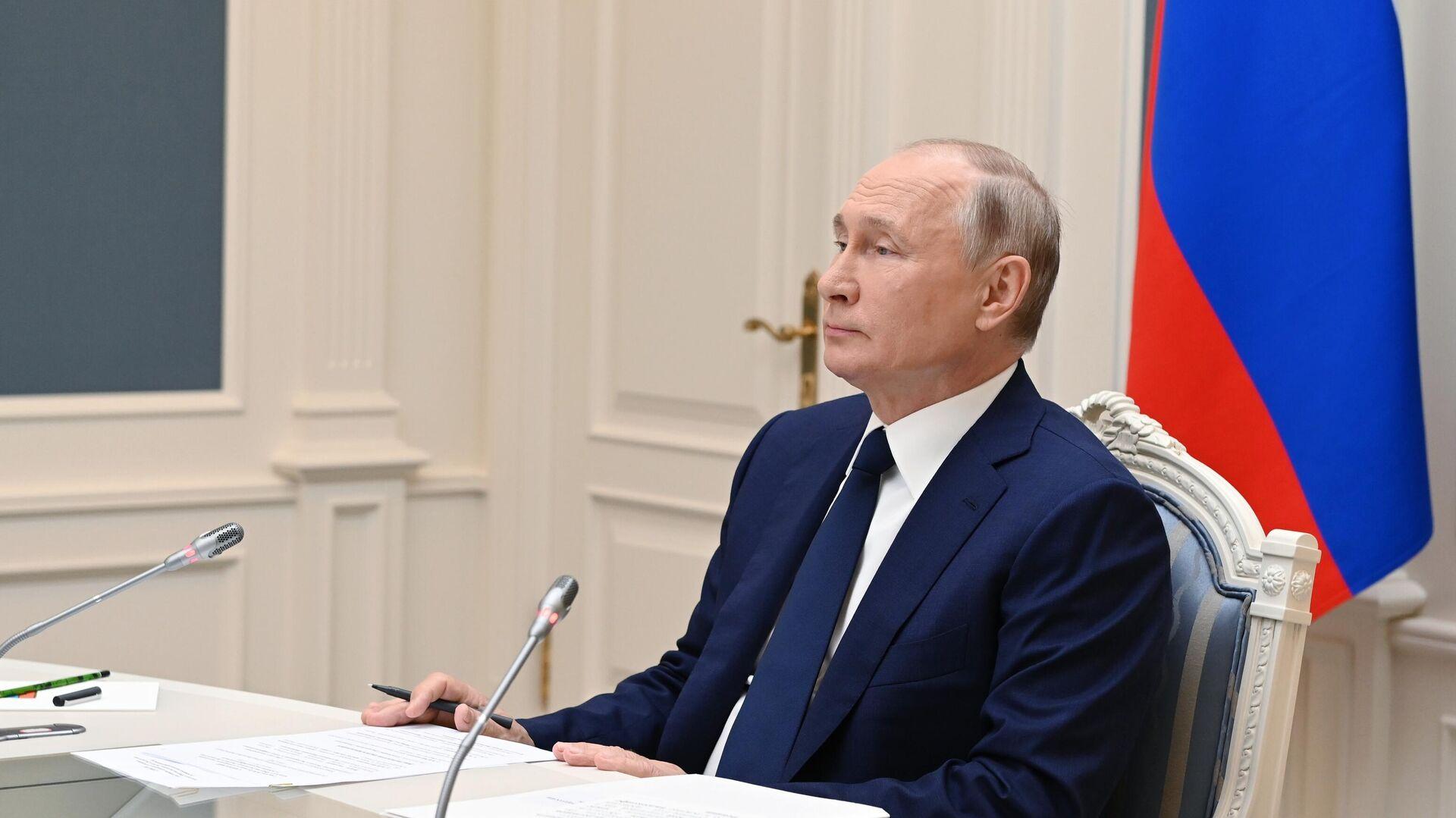 Путин предложил Совбезу обсудить цифровизацию в сфере нацбезопасности