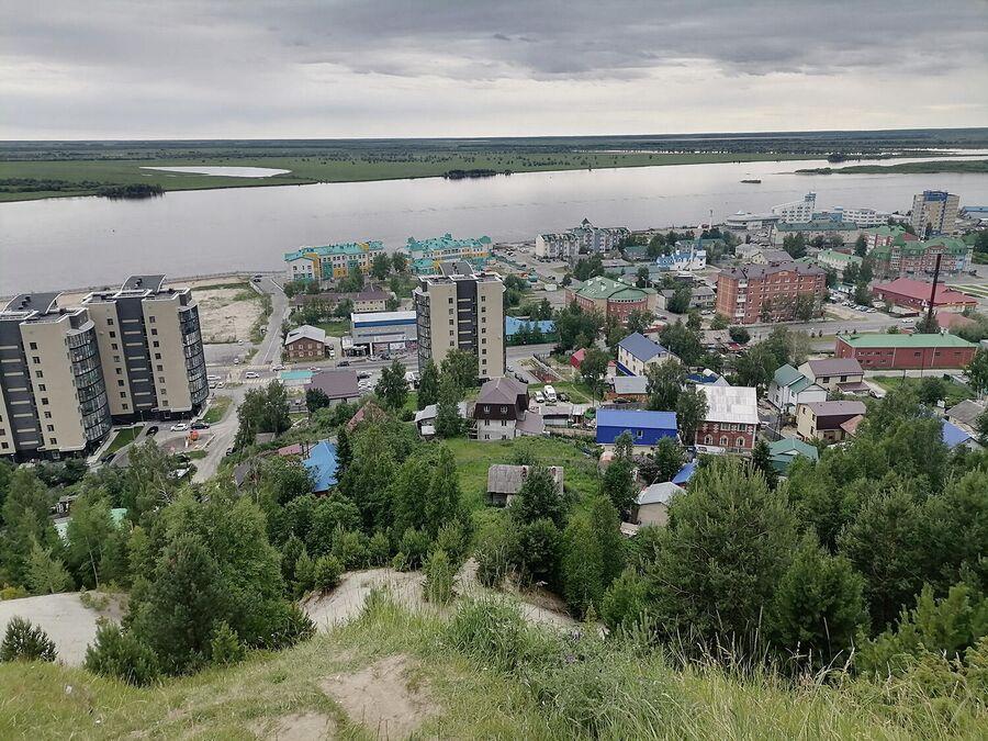Вид, Ханты-Мансийск