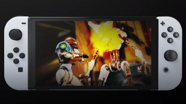 Nintendo показала обновленную игровую приставку Switch