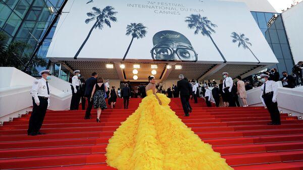 Церемония открытия Каннского кинофестиваля