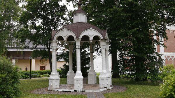 Суздаль. Территория Спасо-Ефимиева монастыря