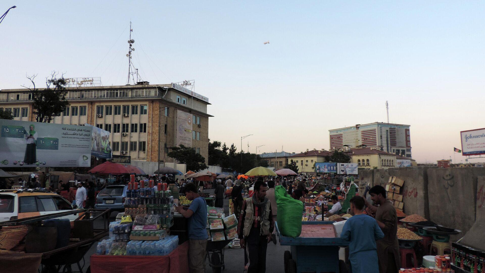 В Кабуле отметили Курбан-байрам под ракетным обстрелом