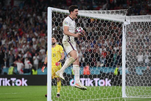 Защитник сборной Англии Гарри Магуайр