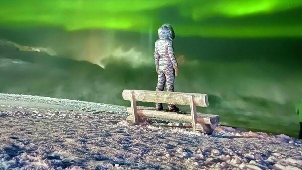Первое место в категории Путешествия. Магия северного сияния, Териберка, Россия