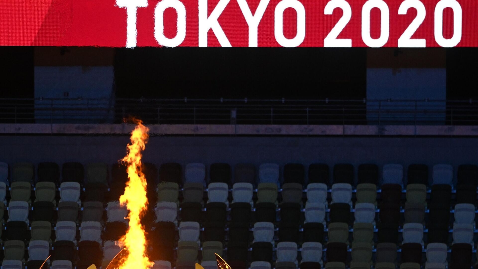 Japan Olympics 2020 Opening Ceremony - РИА Новости, 1920, 23.07.2021