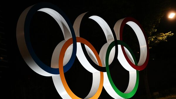 Токио накануне открытия Олимпийских игр