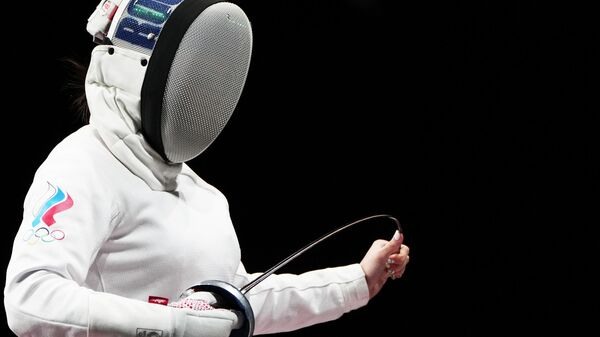 Олимпиада-2020. Фехтование. Женщины. Шпага
