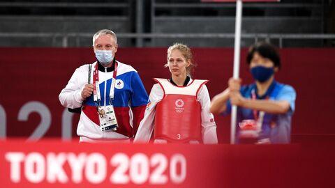 Олимпиада-2020. Тхэквондо. Женщины до 57 кг