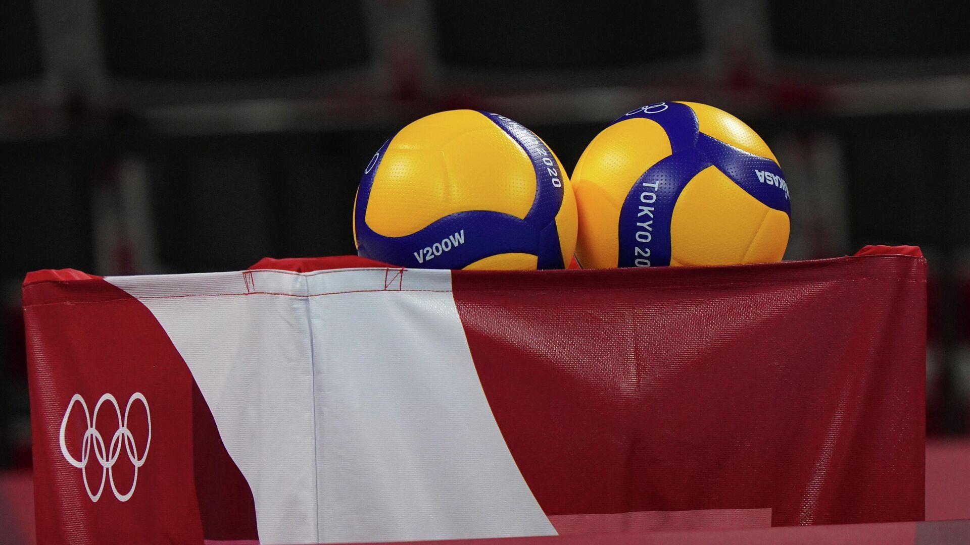 Олимпиада-2020. Волейбол. Женщины. Матч Россия - Италия - РИА Новости, 1920, 31.07.2021