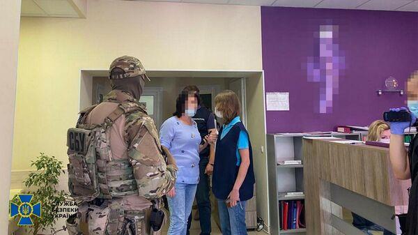 Служба безопасности Украины разоблачила в Харьковской области схему продажи младенцев за границу