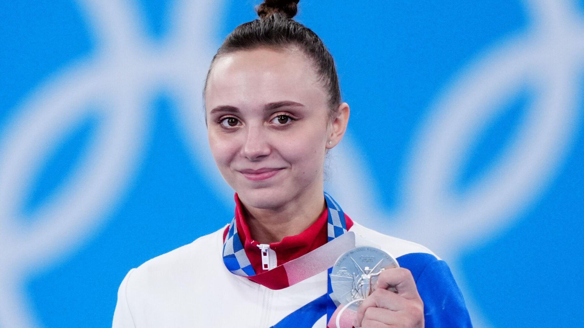 Анастасия Ильянкова - РИА Новости, 1920, 01.08.2021