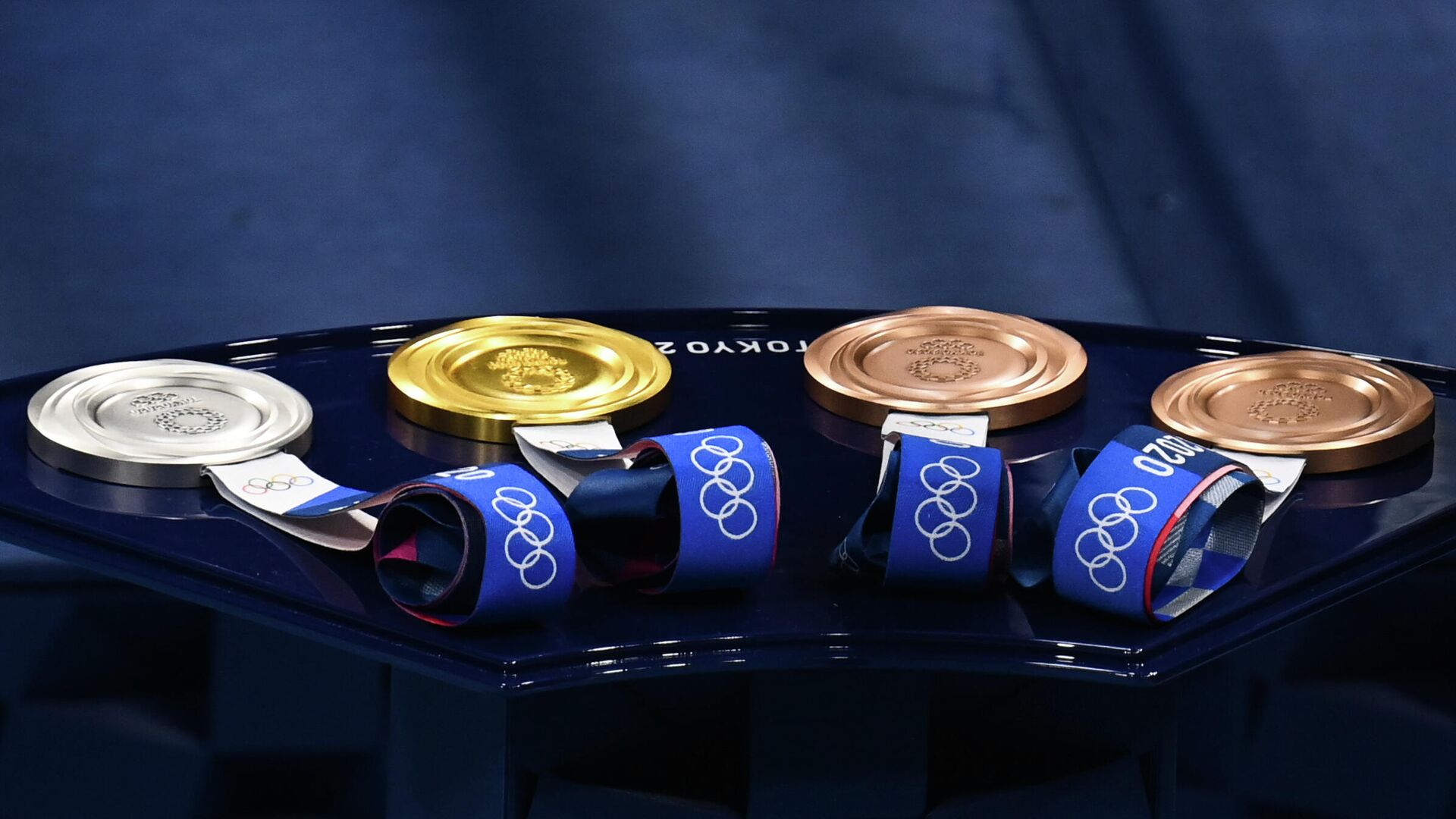 Медали Олимпиады в Токио - РИА Новости, 1920, 05.08.2021