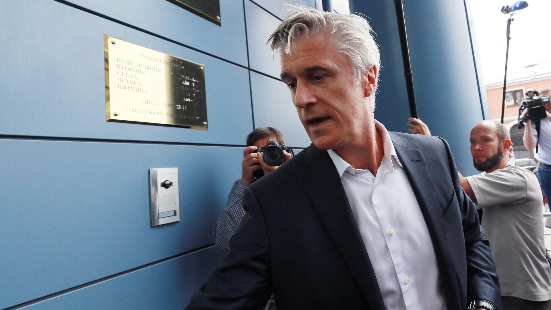 Калви получил 5,5 года условно по делу Baring Vostok
