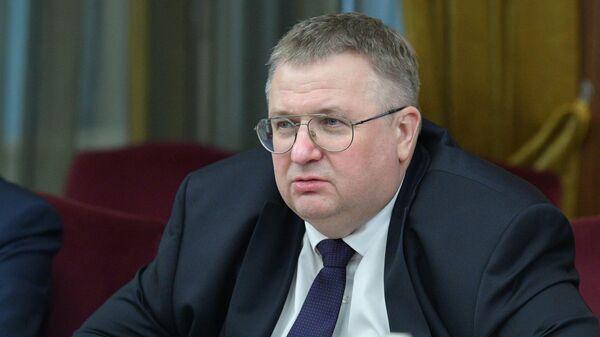 Заместитель председателя правительства РФ Алексей Оверчук