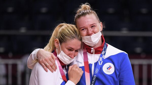 Олимпиада-2020. Гандбол. Женщины. Финал