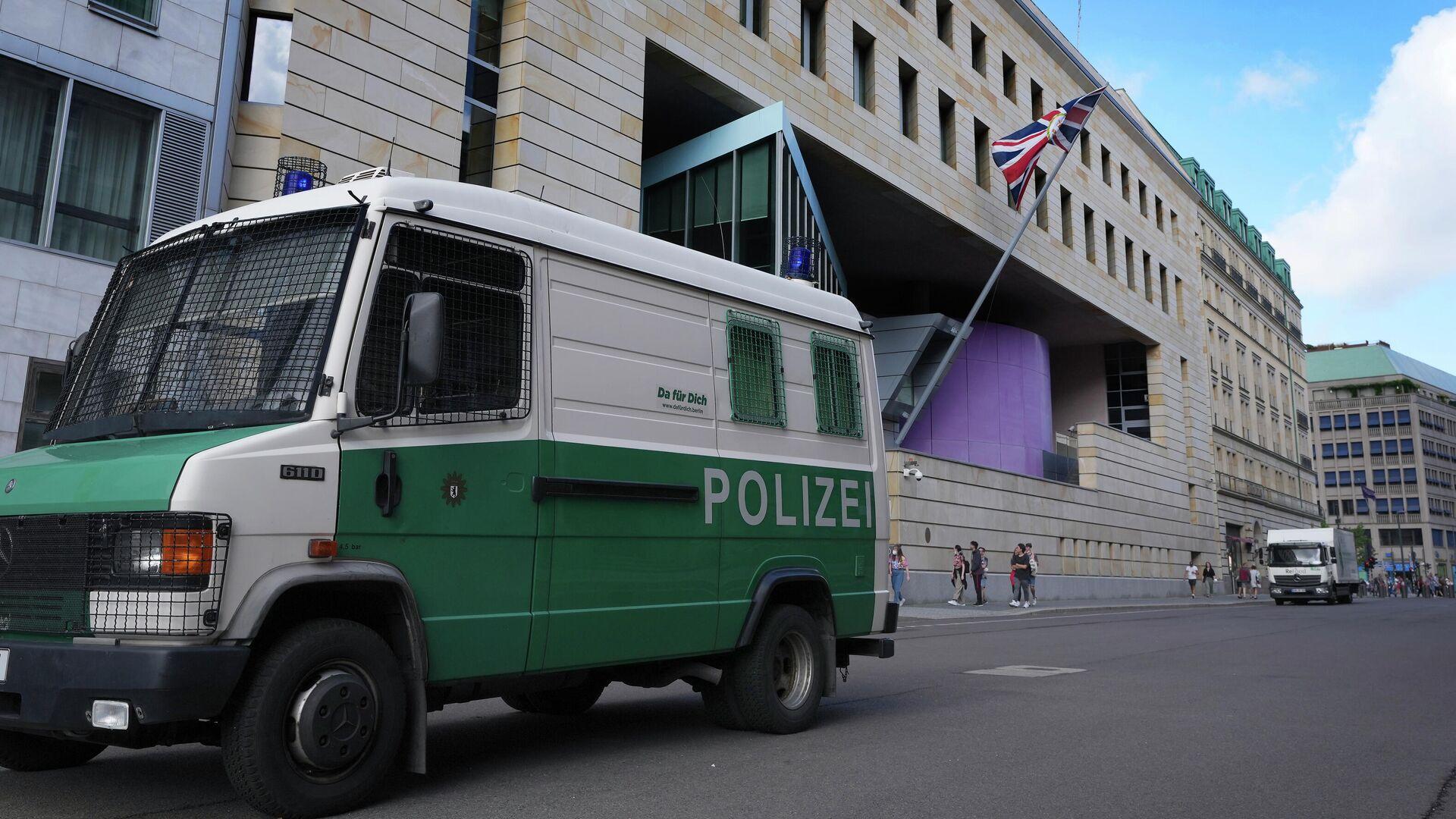 Полиция Берлина сообщила о нескольких тысячах участников уличных акций