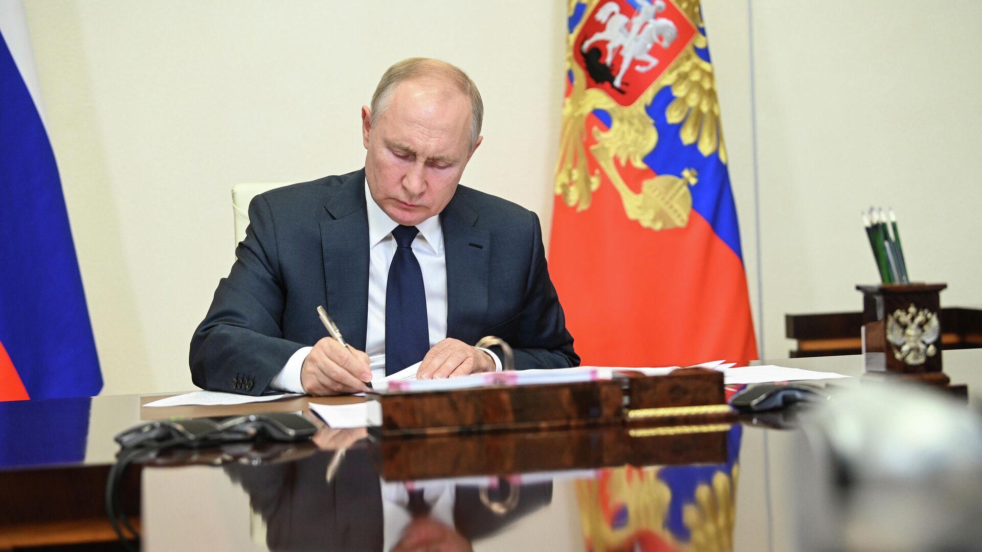 Путин предоставил для ЦИК дополнительное здание в Москве