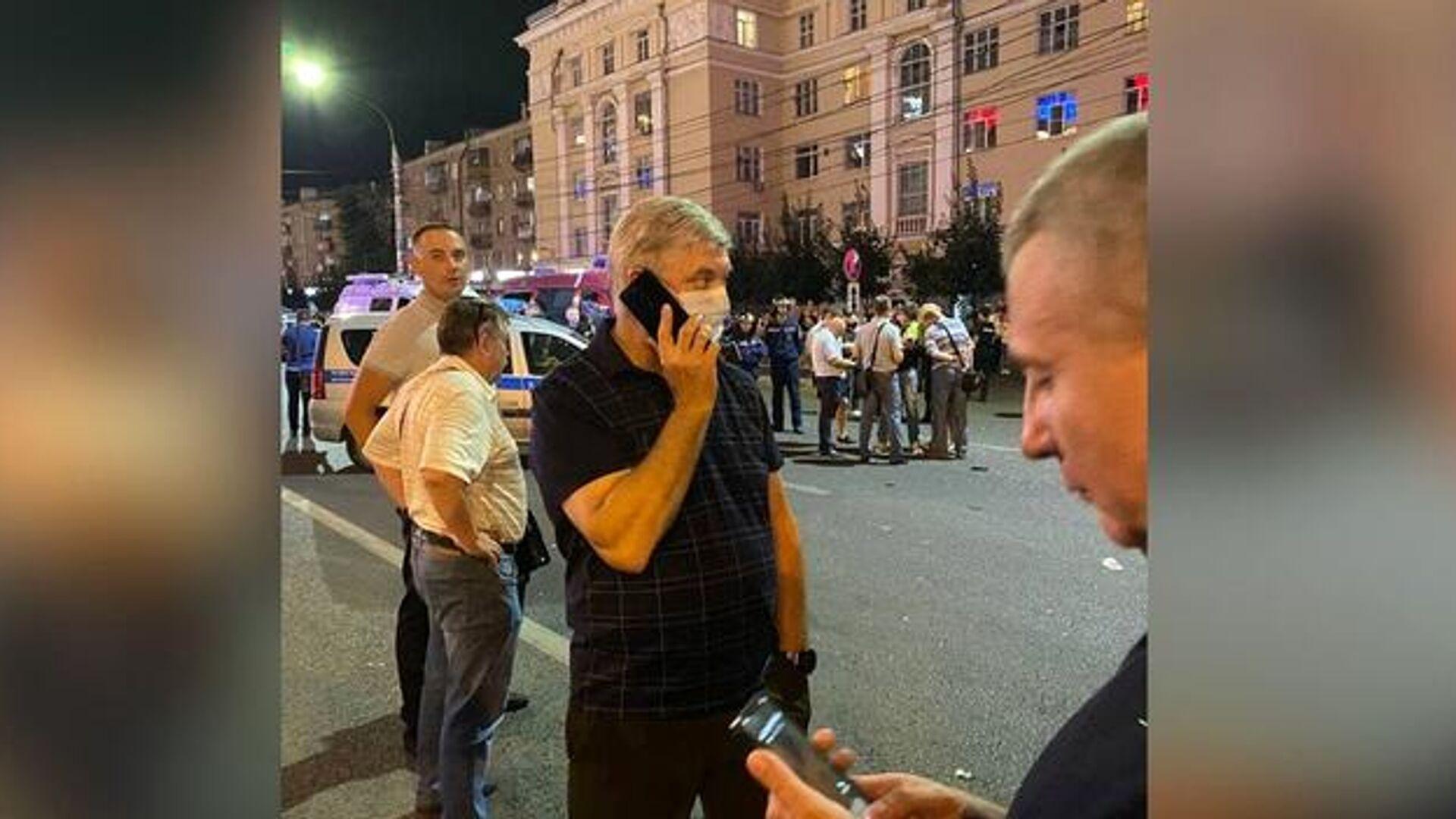 Воронежский губернатор сообщил о выплатах родным погибших в ЧП с автобусом