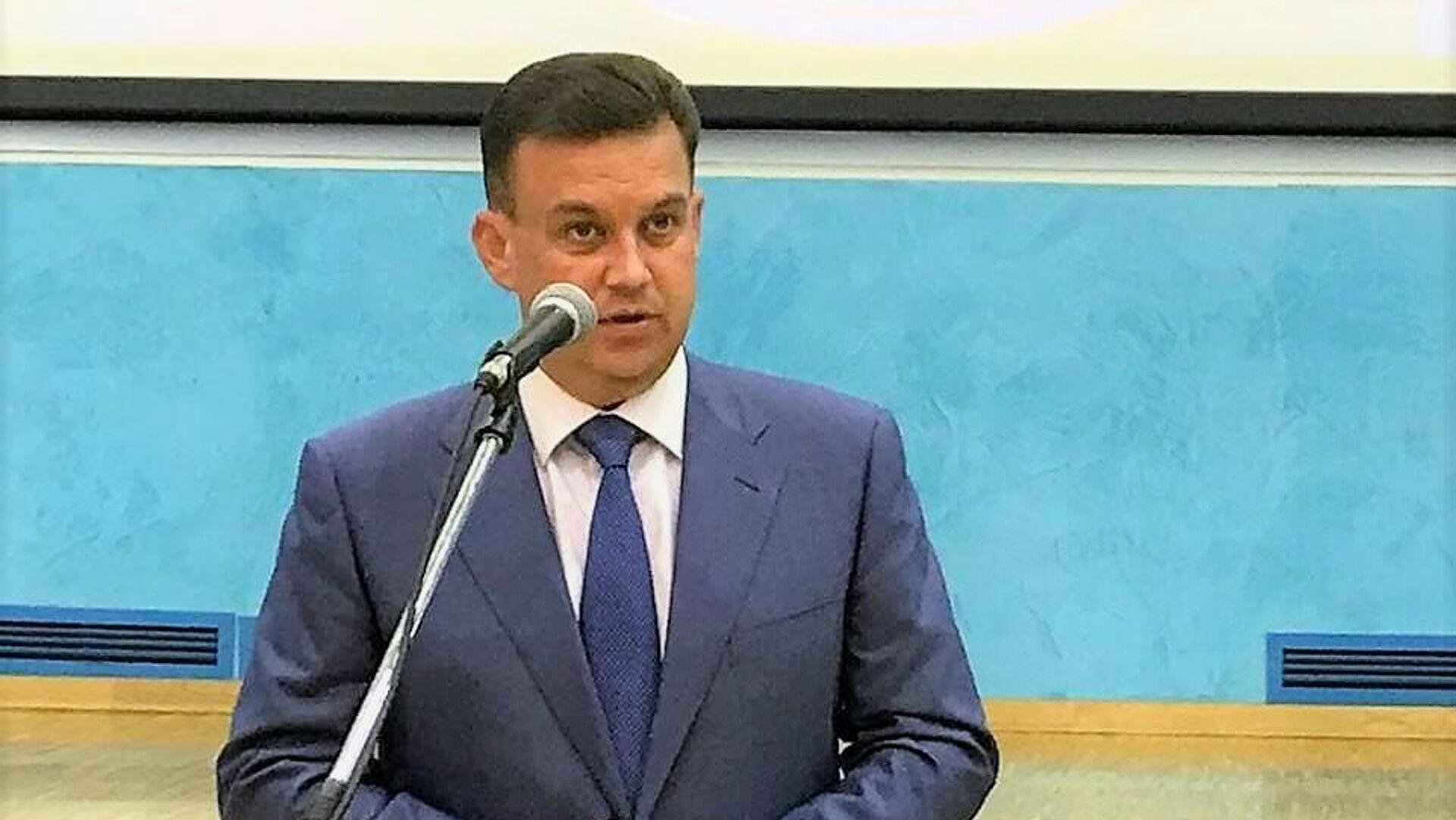 Мэра Кривого Рога нашли мертвым - РИА Новости, 16.08.2021