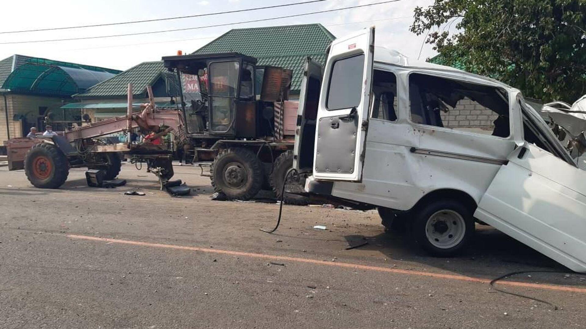 Двое пострадавших в ДТП с маршруткой в КБР находятся в тяжелом состоянии