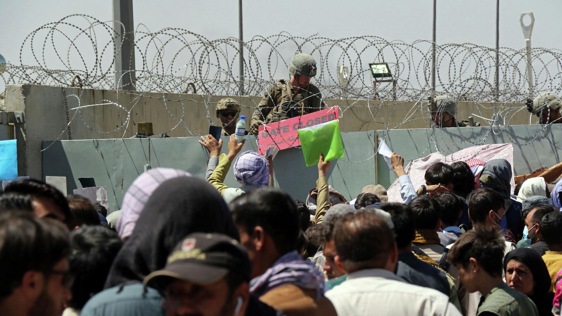 В Афганистане не осталось американских военных
