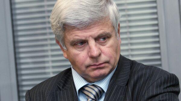 Руководитель полета российского сегмента МКС Владимир Соловьев