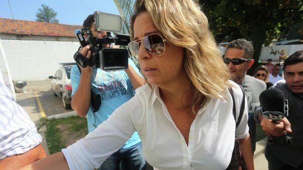 Гражданка Бразилии Франсуаза де Соуза Оливейра