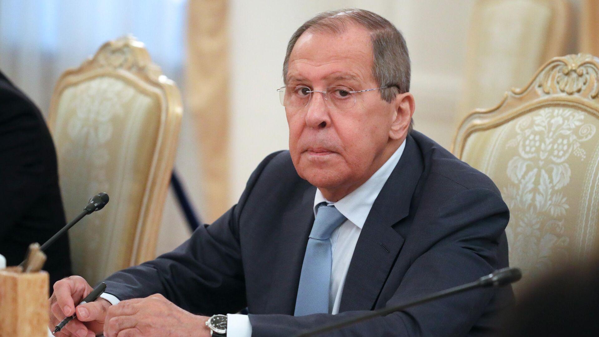 Лавров оценил заявление Байдена о невмешательстве в дела других стран