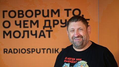 Военный корреспондент Сладков: эта профессия занимает все твое время