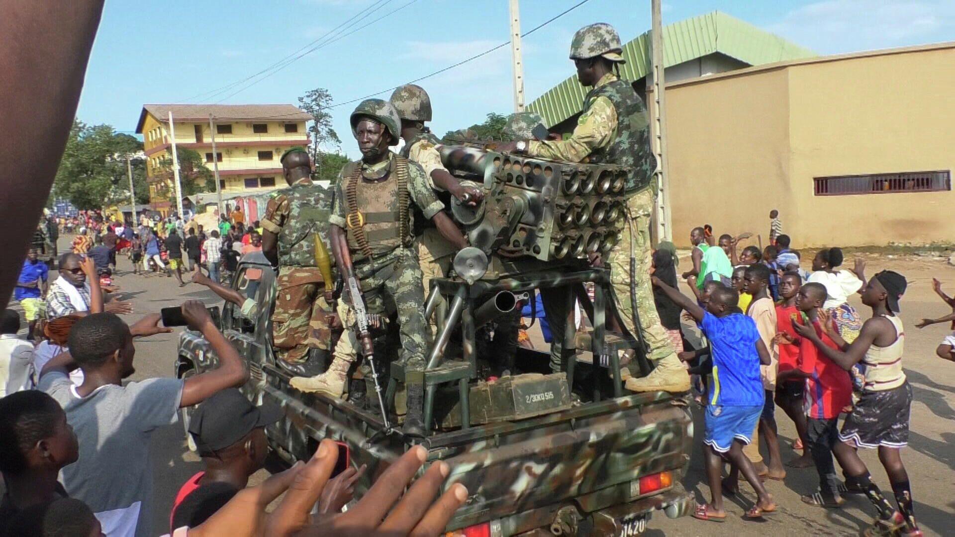 """""""Русал"""" готов эвакуировать персонал из Гвинеи"""