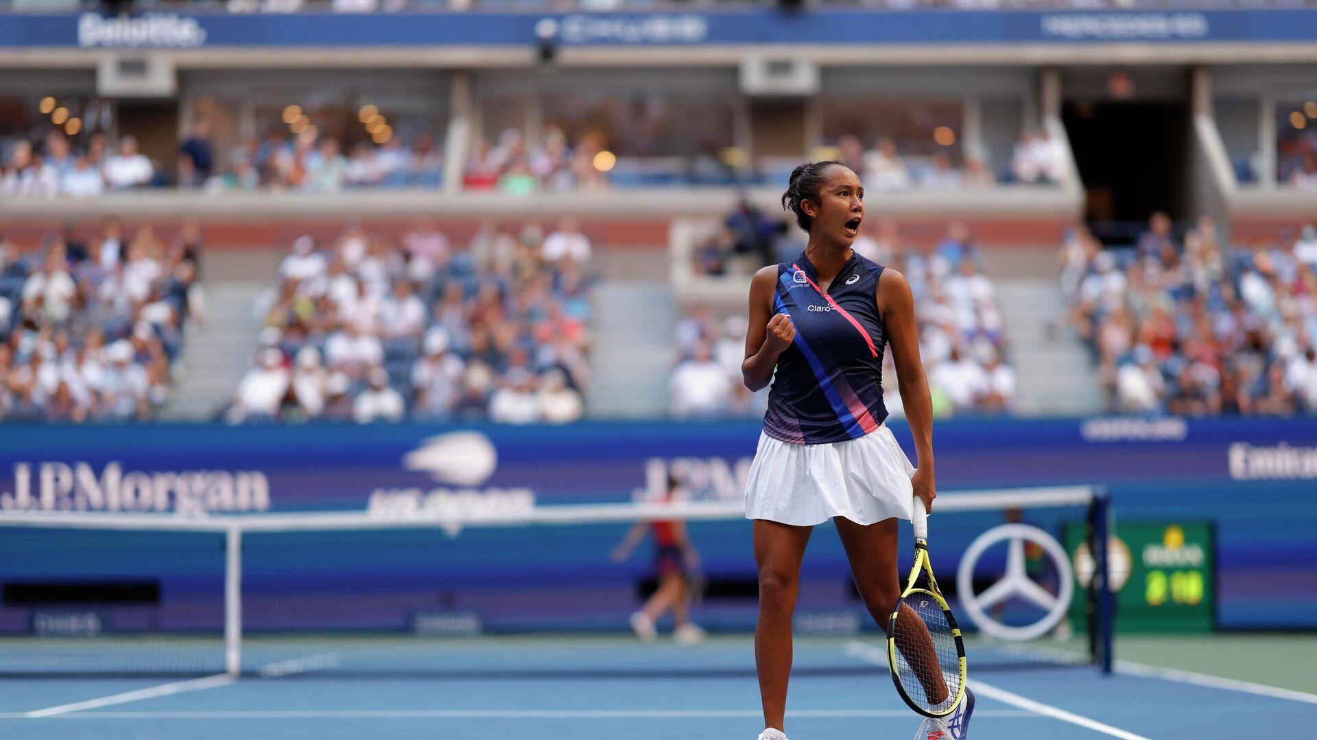 Впервые с 1999 года в финал турнира Большого шлема вышли теннисистки младше 20 лет