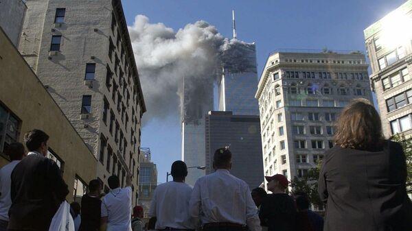 Теракта 11 сентября 2001 года в Нью-Йорке