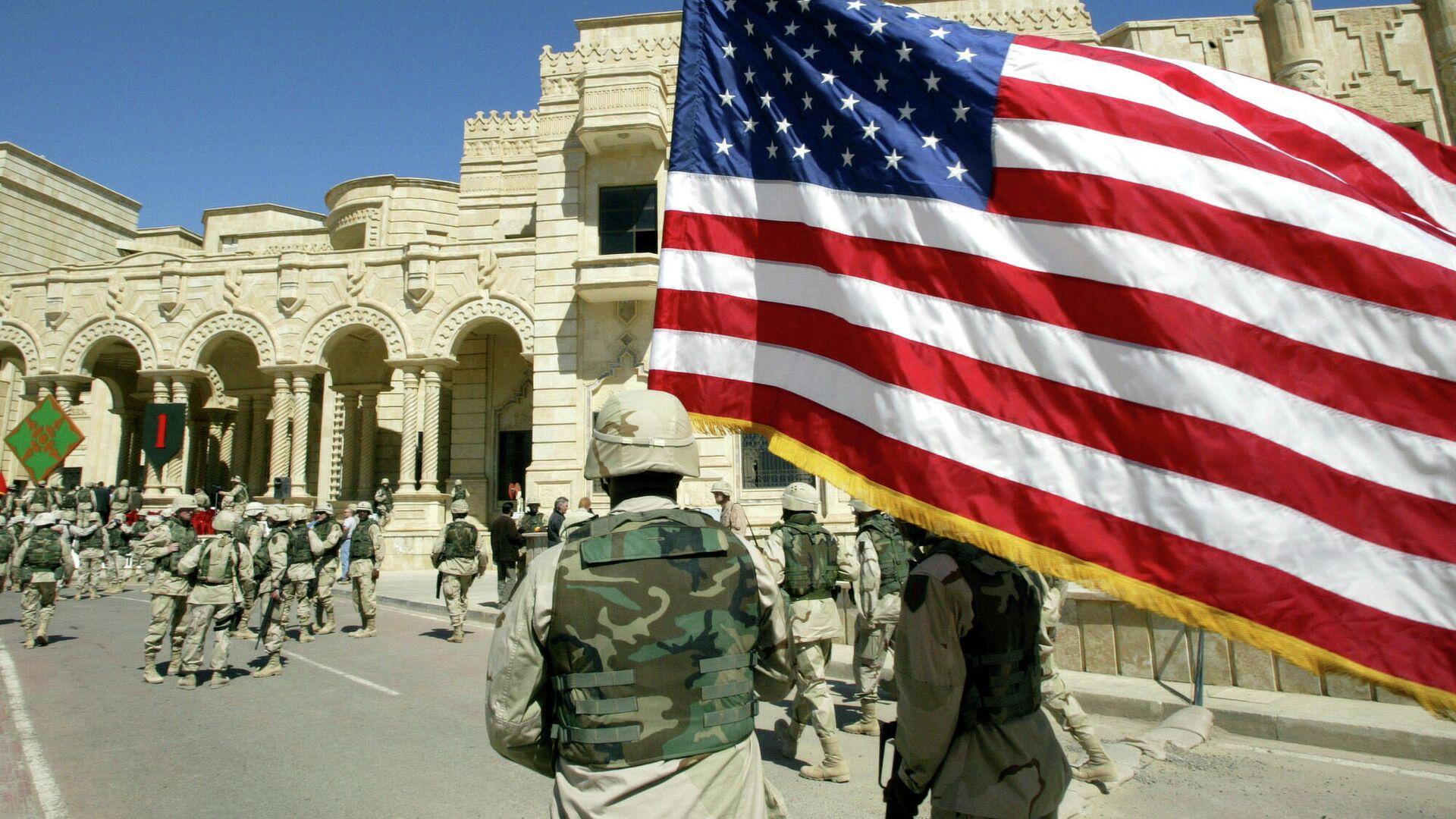 Медведев назвал последствия присутствия США в Афганистане катастрофичными