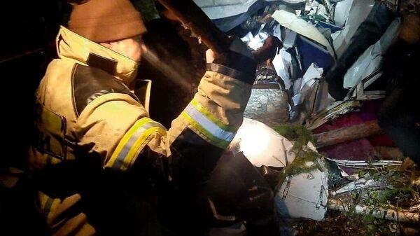 При жесткой посадке самолета в Иркутской области погибли четыре человека