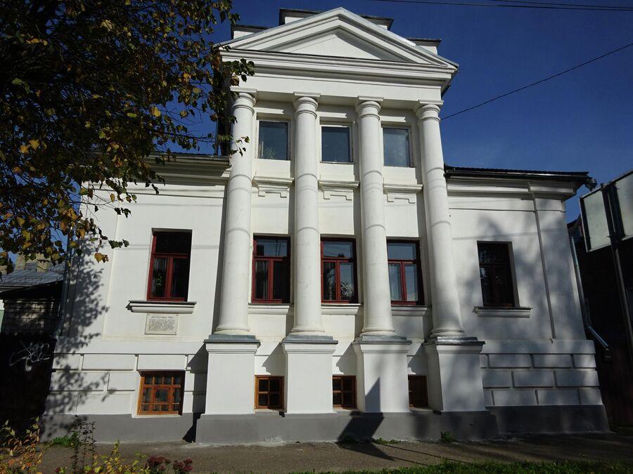 Улица Островского, дом Акатовых (1782 г.)