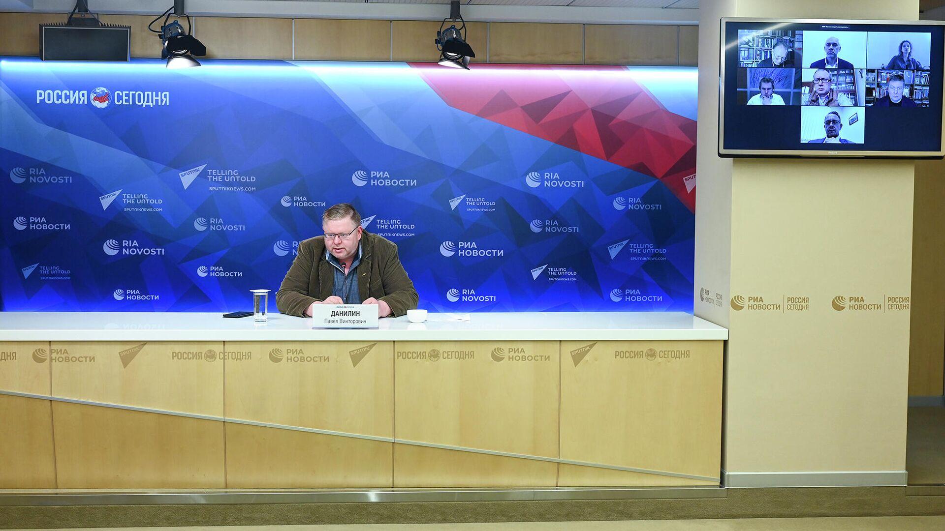 Особенности избирательной кампании: эксперты обсудили предстоящие выборы