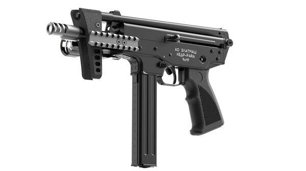 В России разработали новый пистолет-пулемет для спецназа
