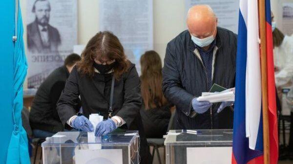 LIVE: Парламентские выборы в России. День 3