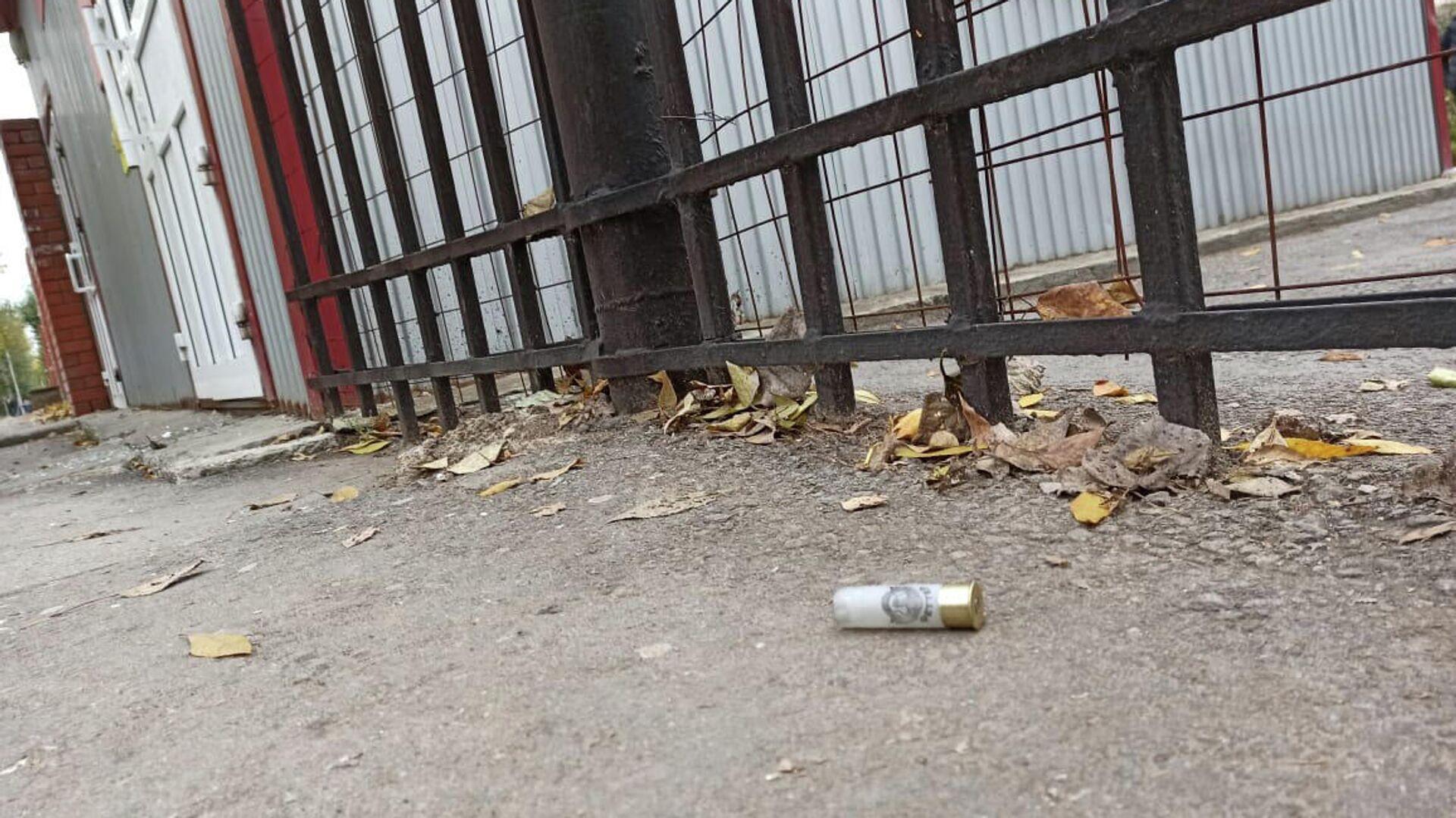 Росгвардия: стрелявший в Перми владел оружием на законных основаниях