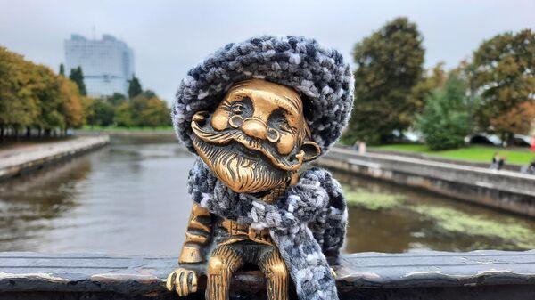 Хомлин на Медовом мосту, Калининград